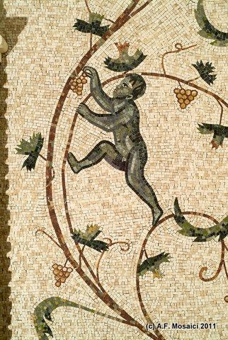 Parete in mosaico | afmosaici.com