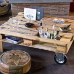 bancale grande, tavolo basso multifunzionale
