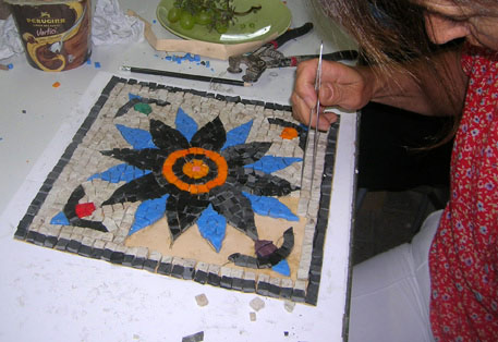 corso di mosaico intensivo | www.afmosaici.com