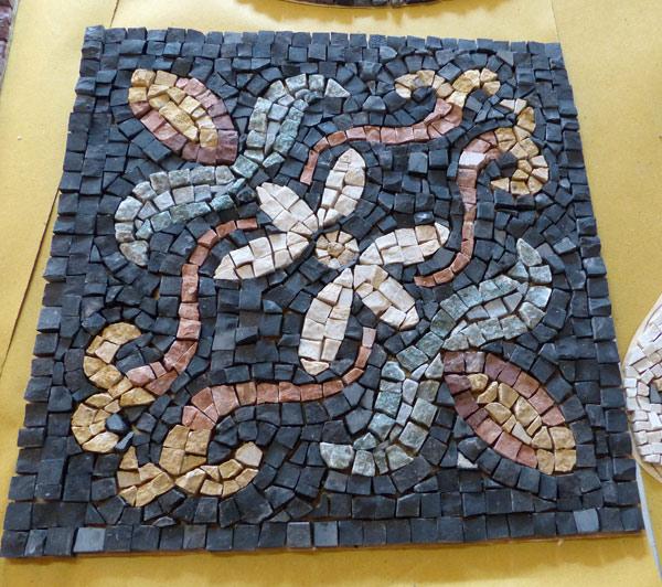 corso di mosaico di una settimana | www.afmosaici.com
