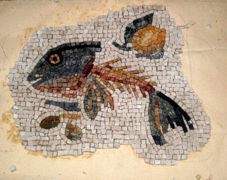 corso di msoaico romano | www.afmosaici.com