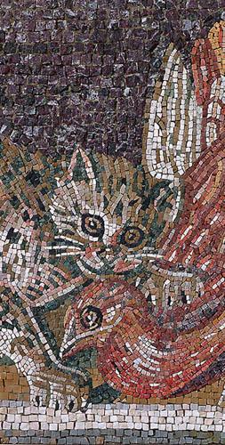 micromosaico copia mosaico romano | afmosaici.com