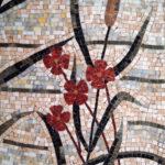 rivestimento a parete con mosaico | afmosaici.com