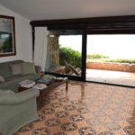 pavimento in cotto artigianale intarsiato con il mosaico | afmosaici.com