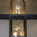 rivestimento in mosaico d'oro | afmosaici.com